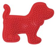 SES Strijkkralen bord hond 793