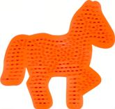 SES Strijkkralen bord paard 796
