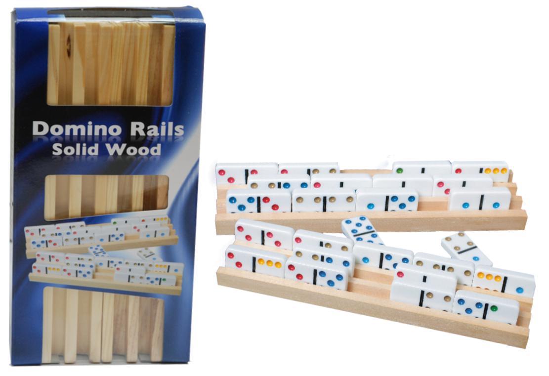 4 Domino en kaarthouderin doos 696150