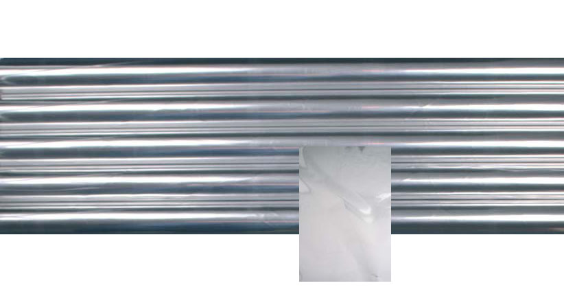 Rol transparante inpakfolie 5m x 70cm