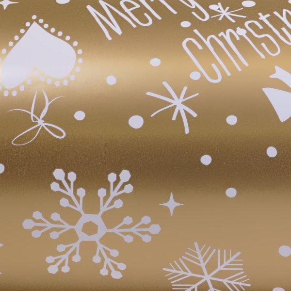 Kerst 90174 50cm * 200m