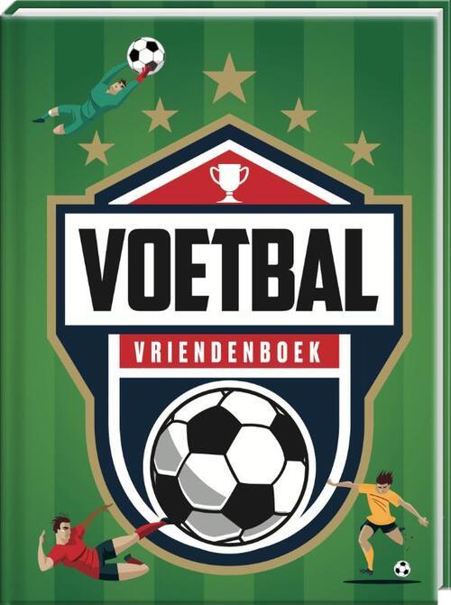 Voetbal vriendenboek 9,50 adv.