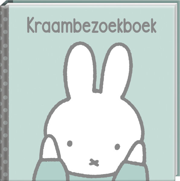 Kraambezoekboek unisex 319991