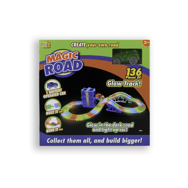 Magic road 136 dlg. 8883