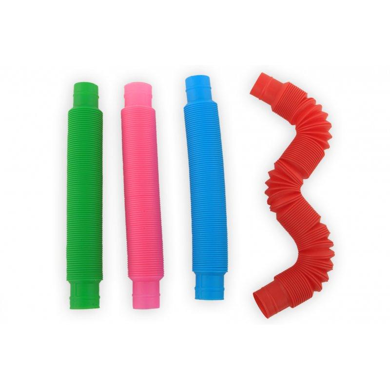 Magic fidget pop & twist tube 18x3cm 92