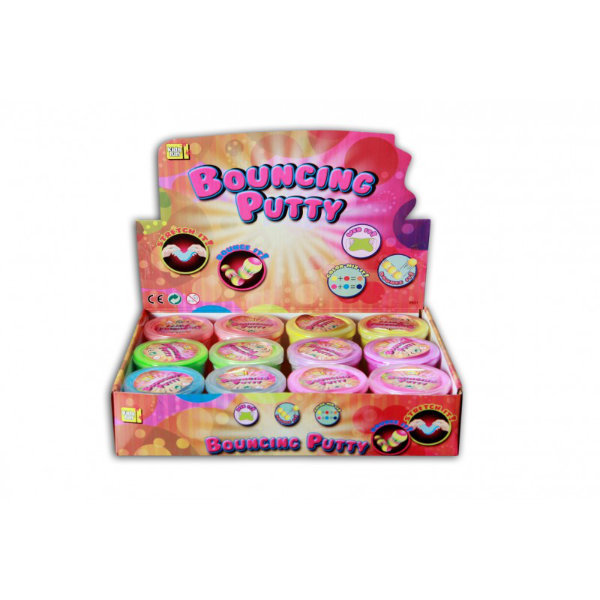 12 Bouncing putty in display 8931