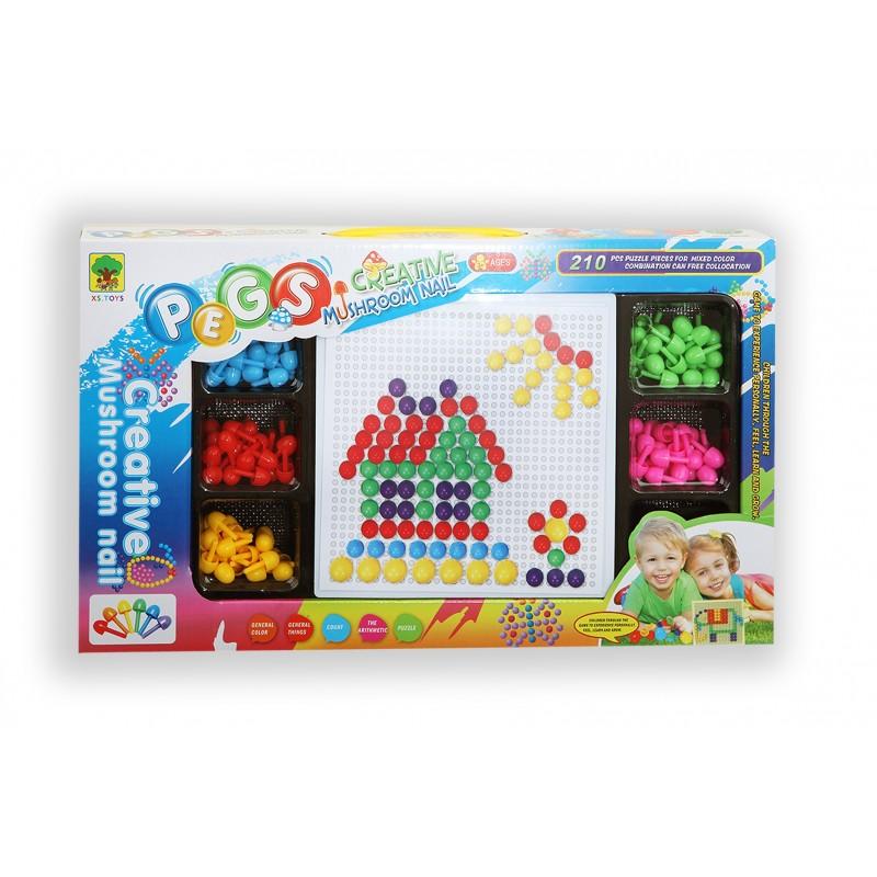 Insteek mozaik 210 delig 8041