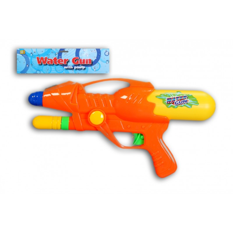 Waterpistool circa 27 cm. 9101
