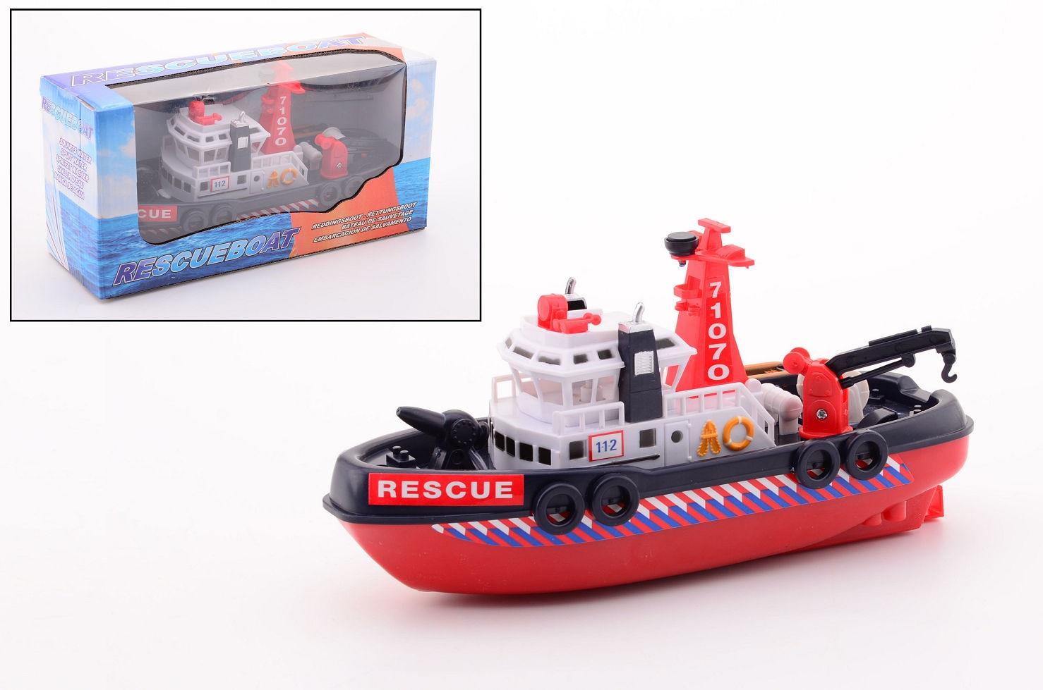 Reddingsboot in doos 30Cm 26269