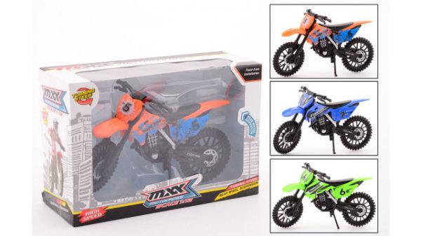 Dirtbike in doos 3 ass. 26992