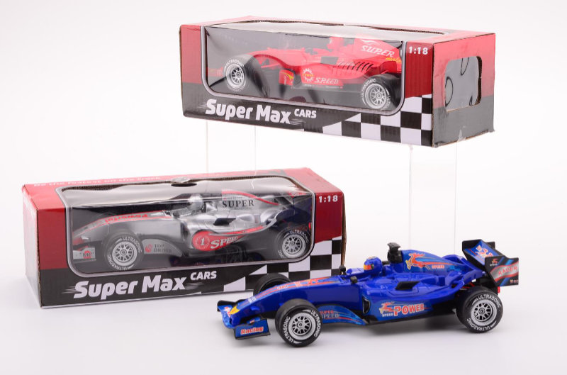 Formule 1 raceauto 1:18 26995