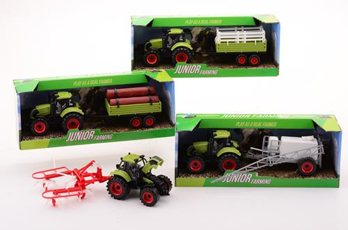 Farm master tractor speelset medium26942