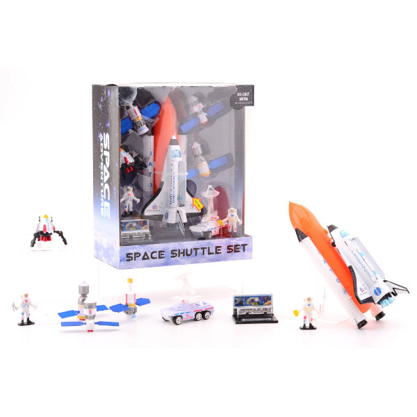 Space shuttle speelset groot 26055