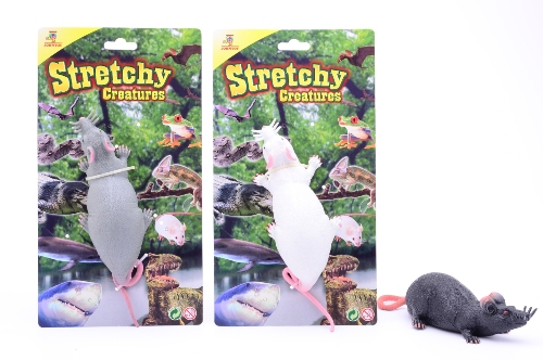 Rat stretch 3 ass. Kleur 26704