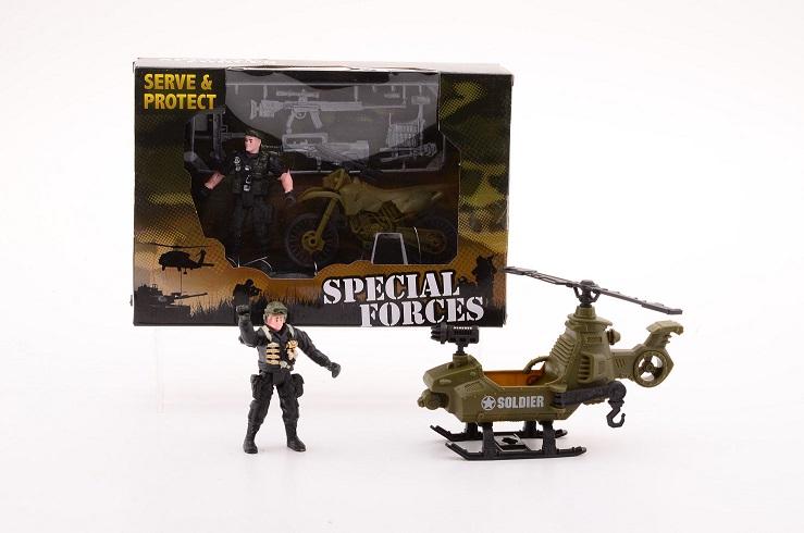Army forces speelset in doos 26018