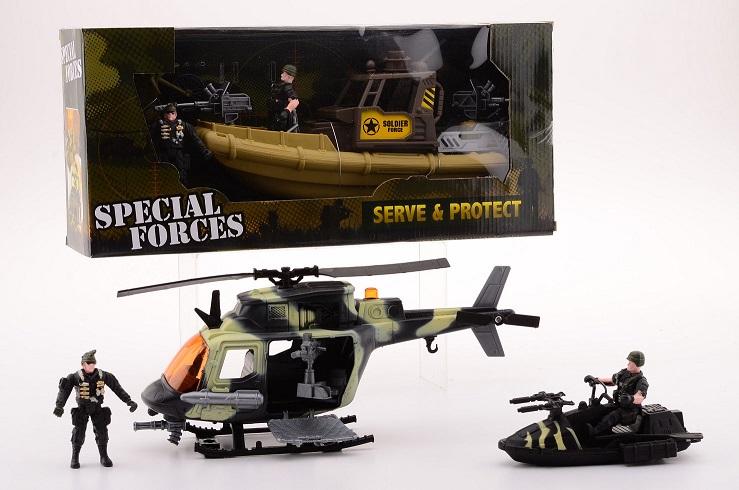 Army forces speelset in doos 26020