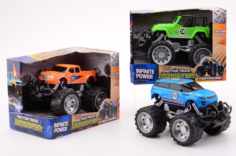 Monster truck in opentouch doos 26978