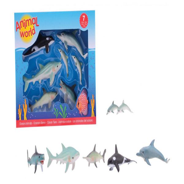 Animal world oceaan dieren ass. 26787