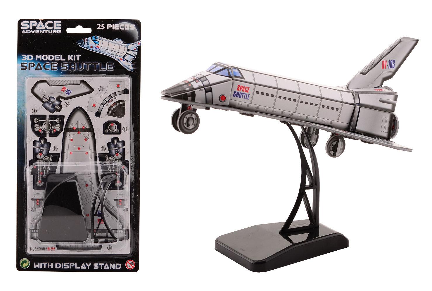 Space shuttle 3D puzzel 26094
