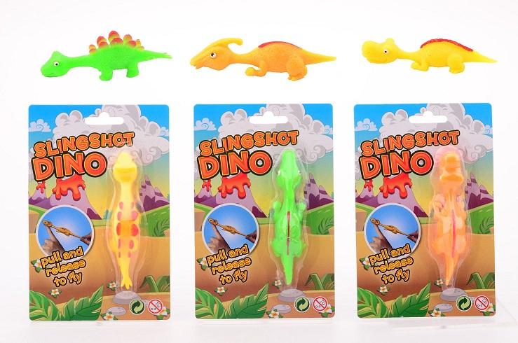 Dino slingshot op kaart 24250