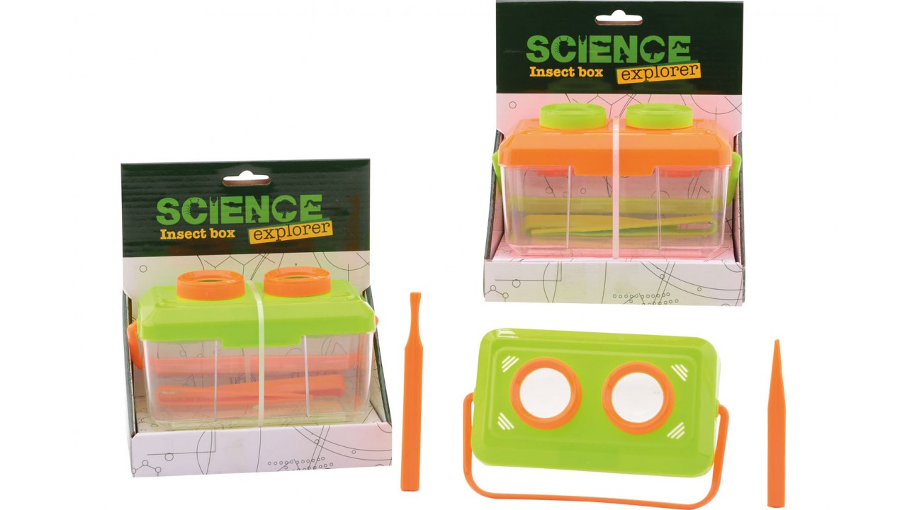 Science explorer insectenbakje 29573
