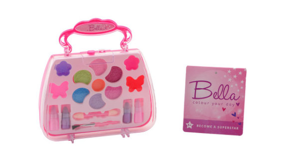 Bella make-up in beautycase 27551
