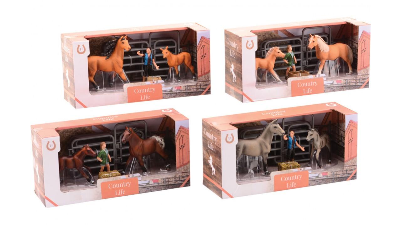 Paardenverzorgingset groot 27619