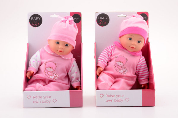 Baby rose pop 27595