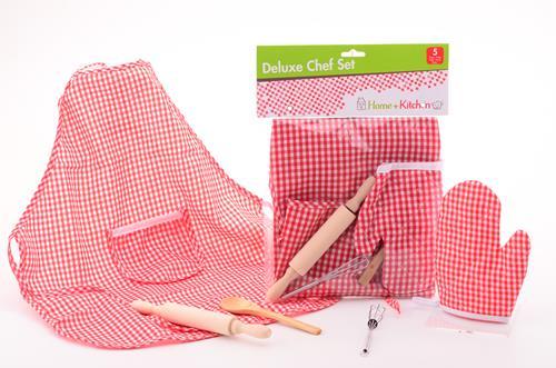Home+kitchen chef speelset 27520
