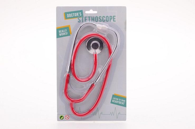 Metalen stethoscoop 29578