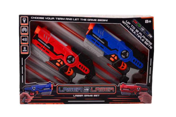 Laser VS laser game set 26099