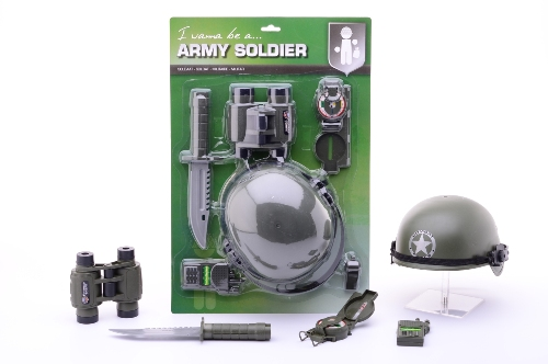 Army forces speelset op kaart 26759
