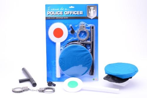 Politieset Op Kaart 26002