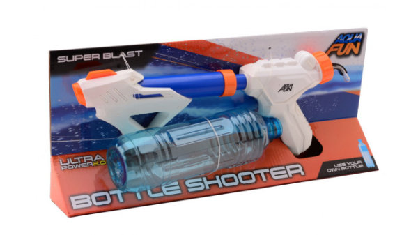 Waterpistool space bottle shooter 26103