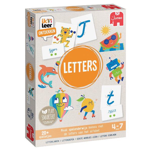 Jumbo ik leer ontdekken Letters 19787