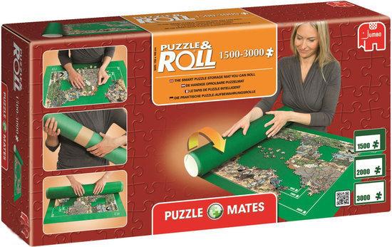 Jumbo Puzzle&roll mat 1500-3000pcs 17691