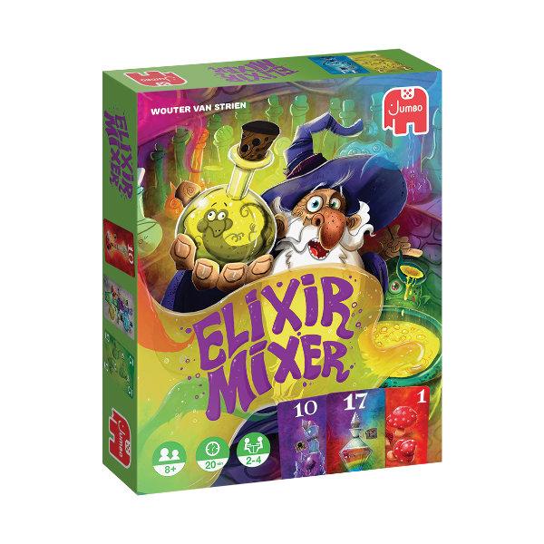 Jumbo Elixir mixer kaartspel 19848