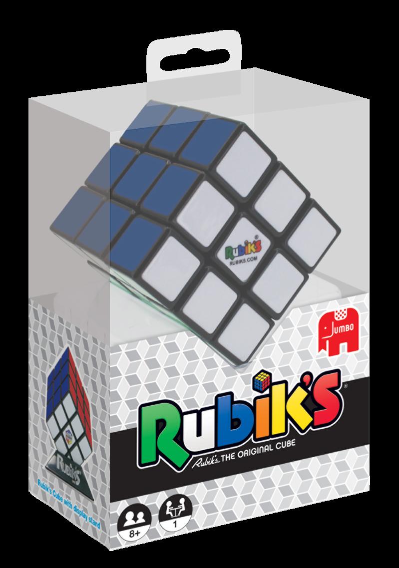 Jumbo Rubik's original cube 3x3 12163