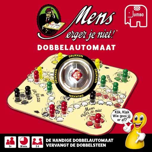 Jumbo M.E.J.N. dobbelautomaat 00374