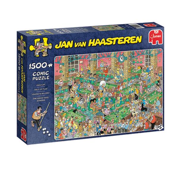 JVH puzzel Krijt op Tijd 1500 st. 20026