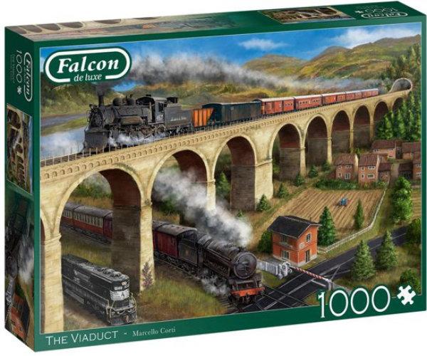 Jumbo puzzel 1.000 st. Falcon 11281