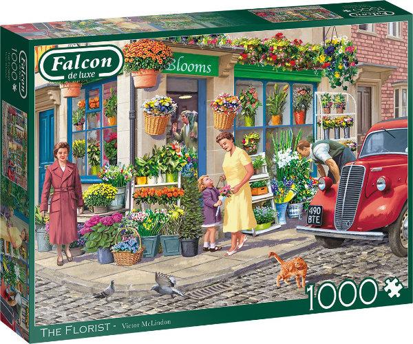 Jumbo puzzel 1.000 st. Falcon 11297