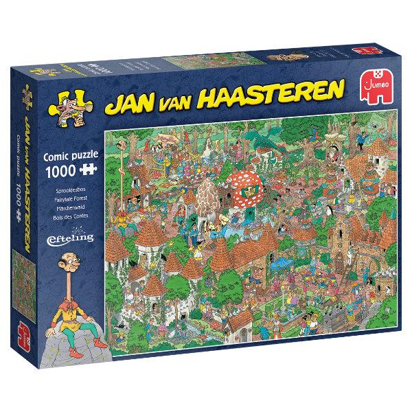 JVH Efteling Sprookjesbos 1.000 st.20045