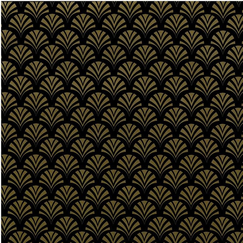 200 luxe zakjes zwart/goud 12x19 510