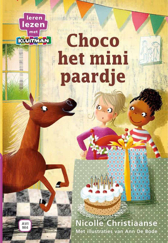 Choco het mini paardje adv. 8,50