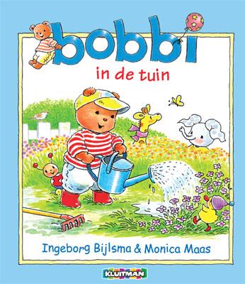 Bobbi in de tuin ADV 7,99