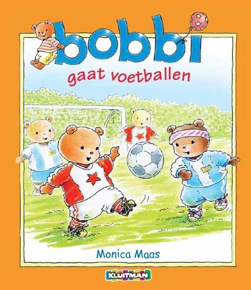 Bobbi gaat voetballen adv. 7,99