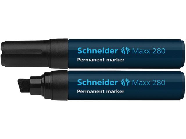 5 permanent marker schneider 280 zwart