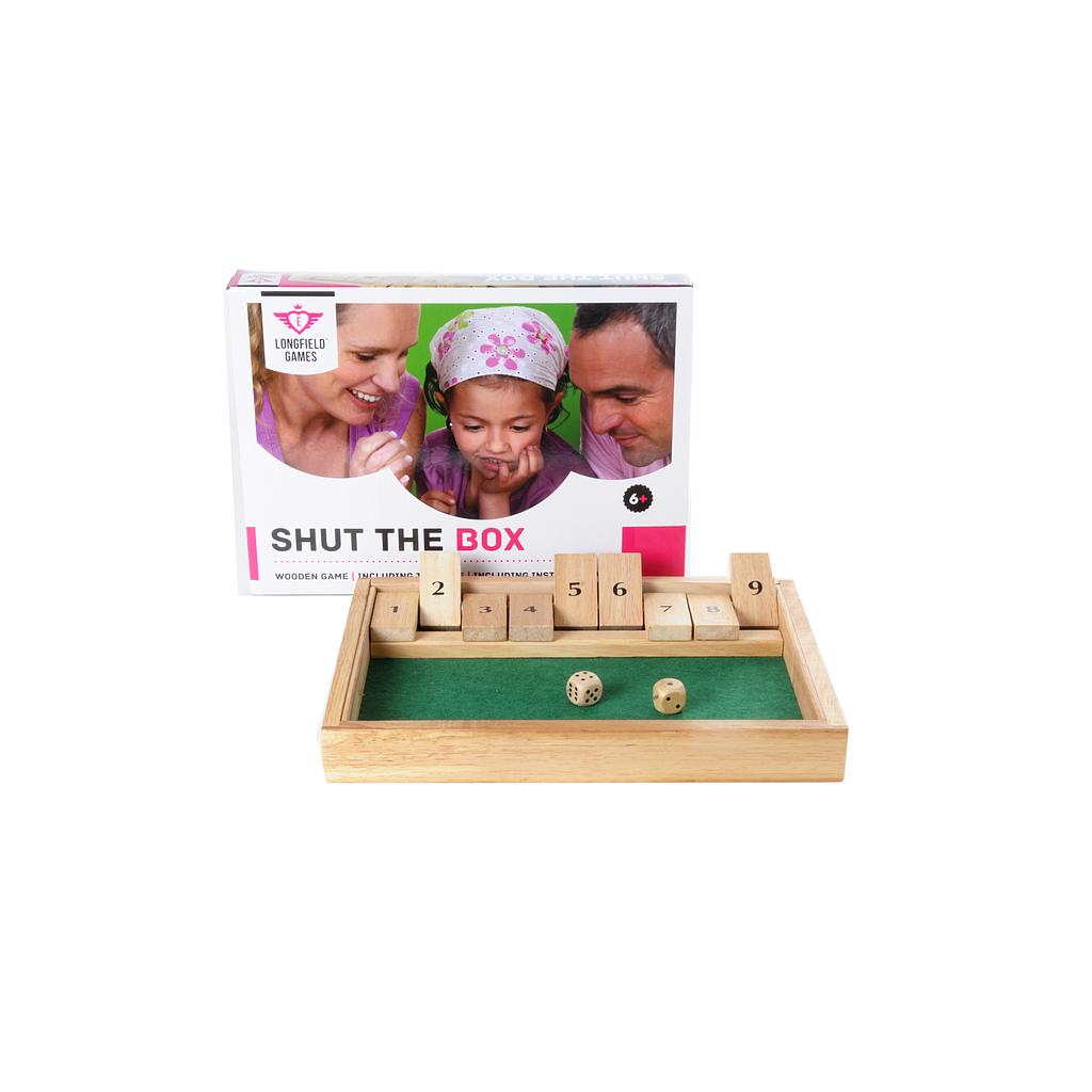 Shut the box klein 300409