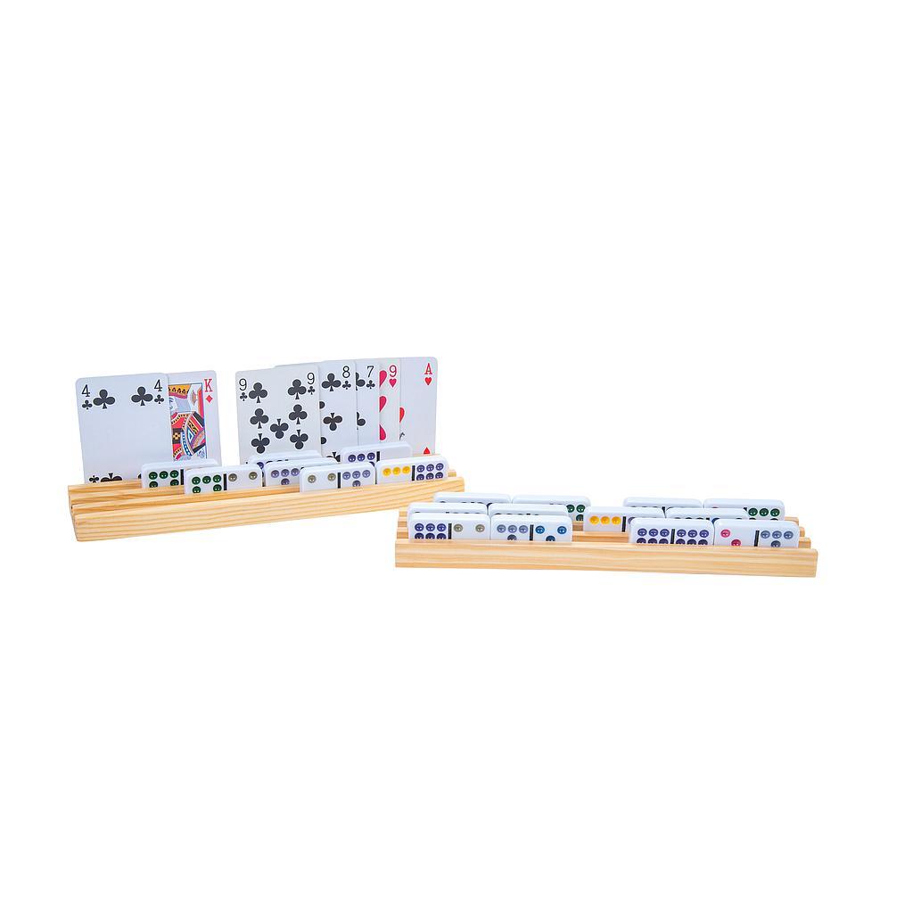 Domino en kaarthouder 390818